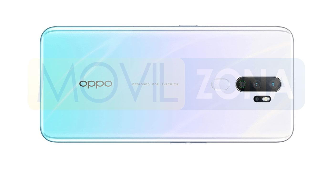 OPPO A9 2020 cámara