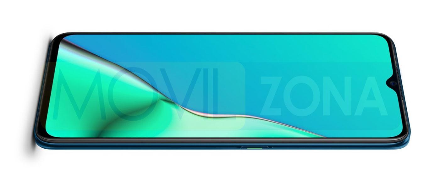 OPPO A9 2020 pantalla