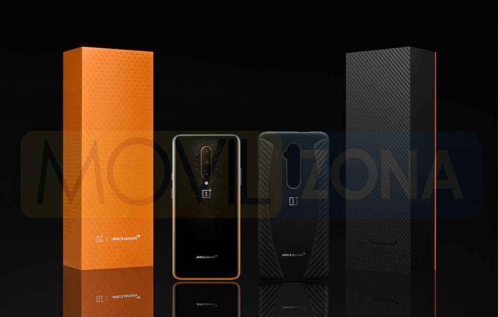 OnePlus 7T Pro McLaren Edition negro