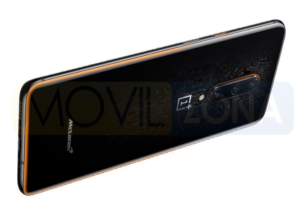 OnePlus 7T Pro McLaren Edition cámara