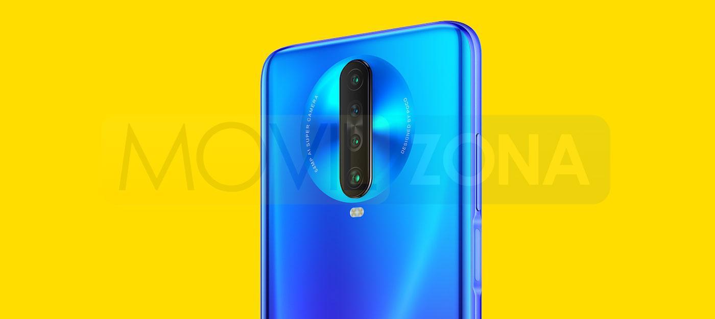 POCO X2 azul