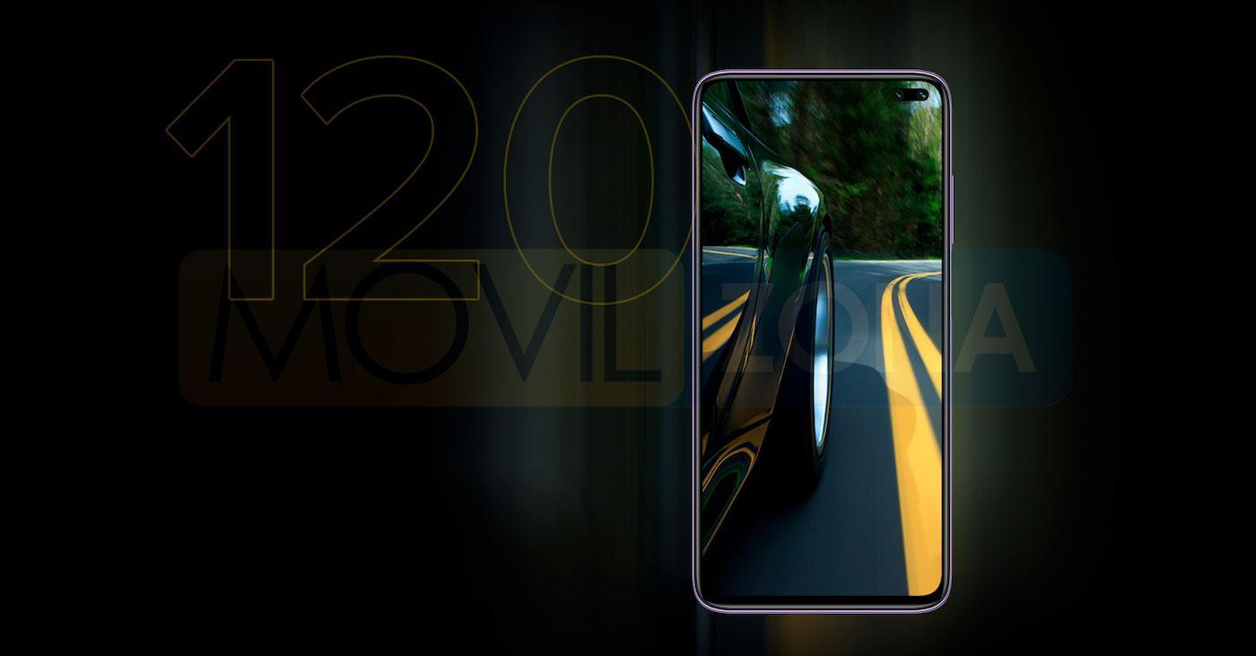 POCO X2 pantalla