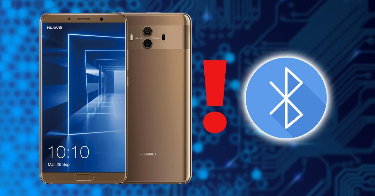 Problemas Bluetooth Huawei Mate 10
