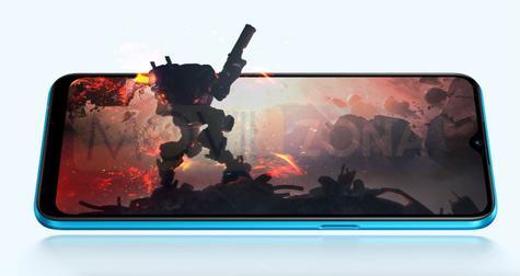 Realme C3 pantalla