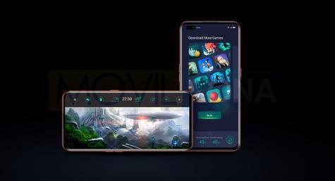 Realme X50 Pro pantalla