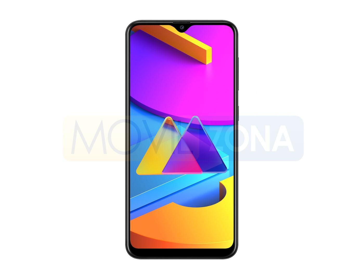 Samsung Galaxy M10s pantalla