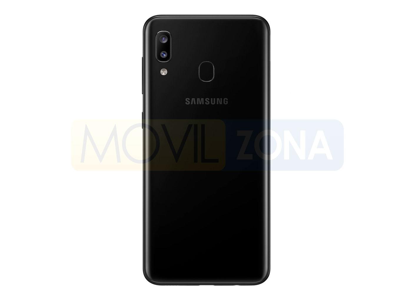 Samsung Galaxy M10s negro
