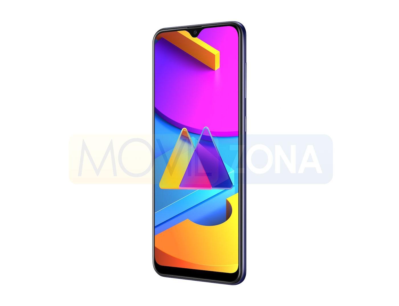 Samsung Galaxy M10s diseño