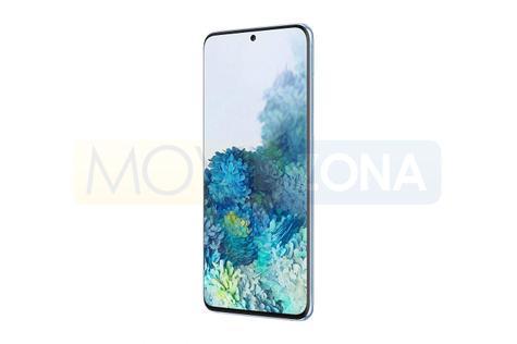 Samsung Galaxy S20 pantalla