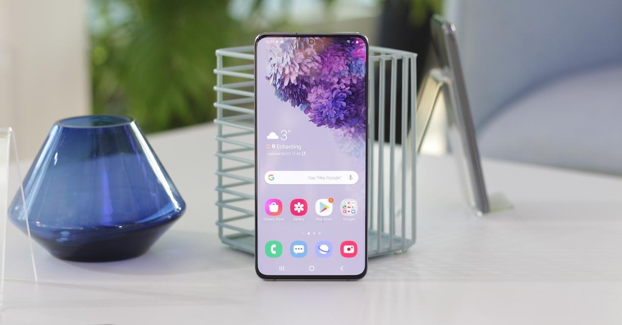 Samsung Galaxy S20 Ultra pantalla