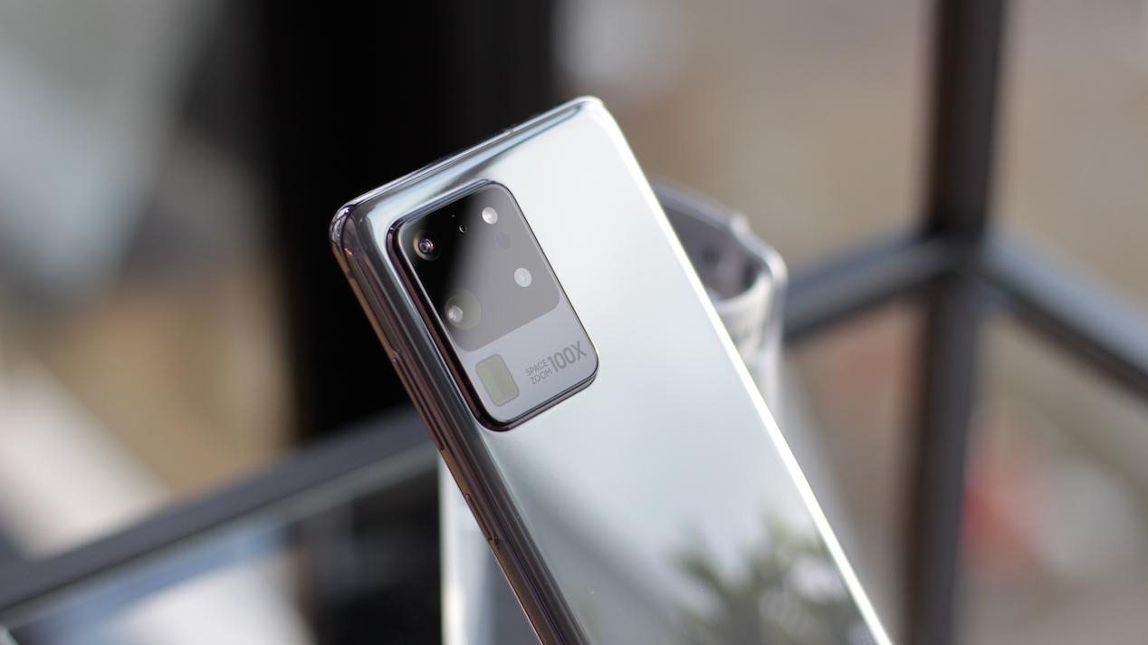 Samsung Galaxy S20 Ultra cámara y color