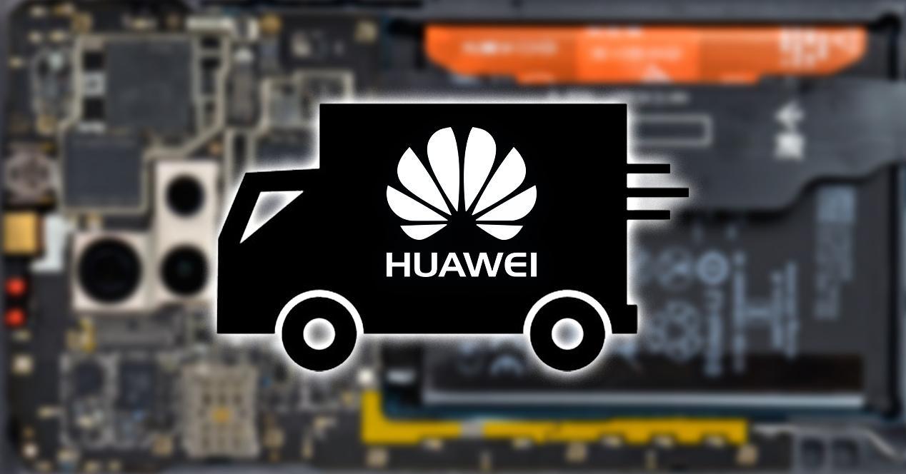 Servicio reparar movil Huawei online