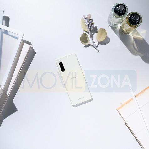 Sony Xperia 10 II blanco