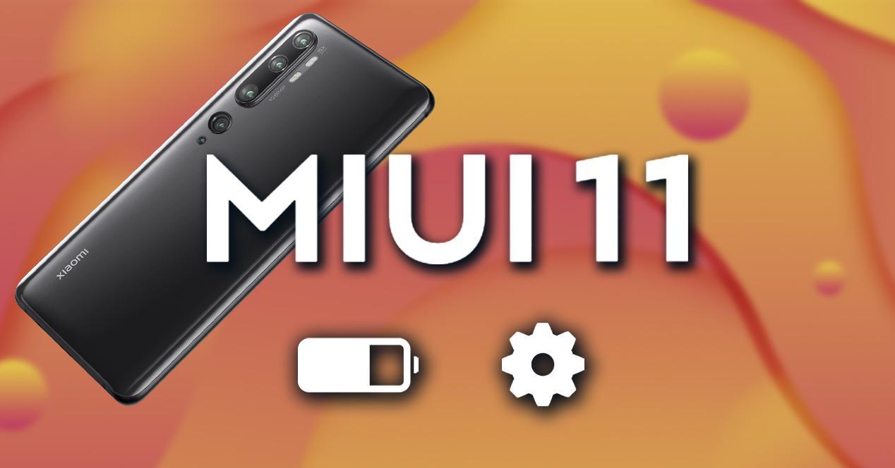 Truco bateria MIUI 11