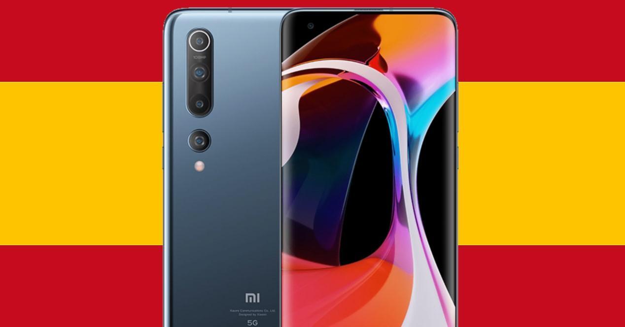 Xiaomi Mi 10 España