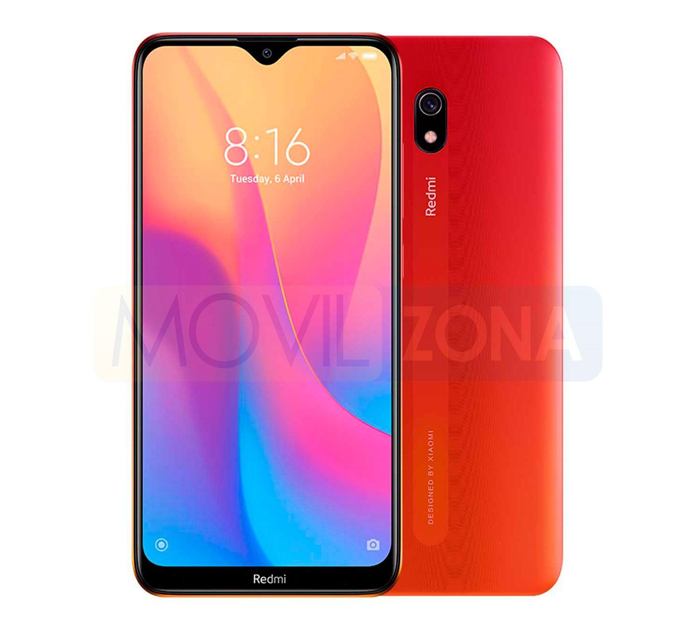 Xiaomi Redmi 8A diseño