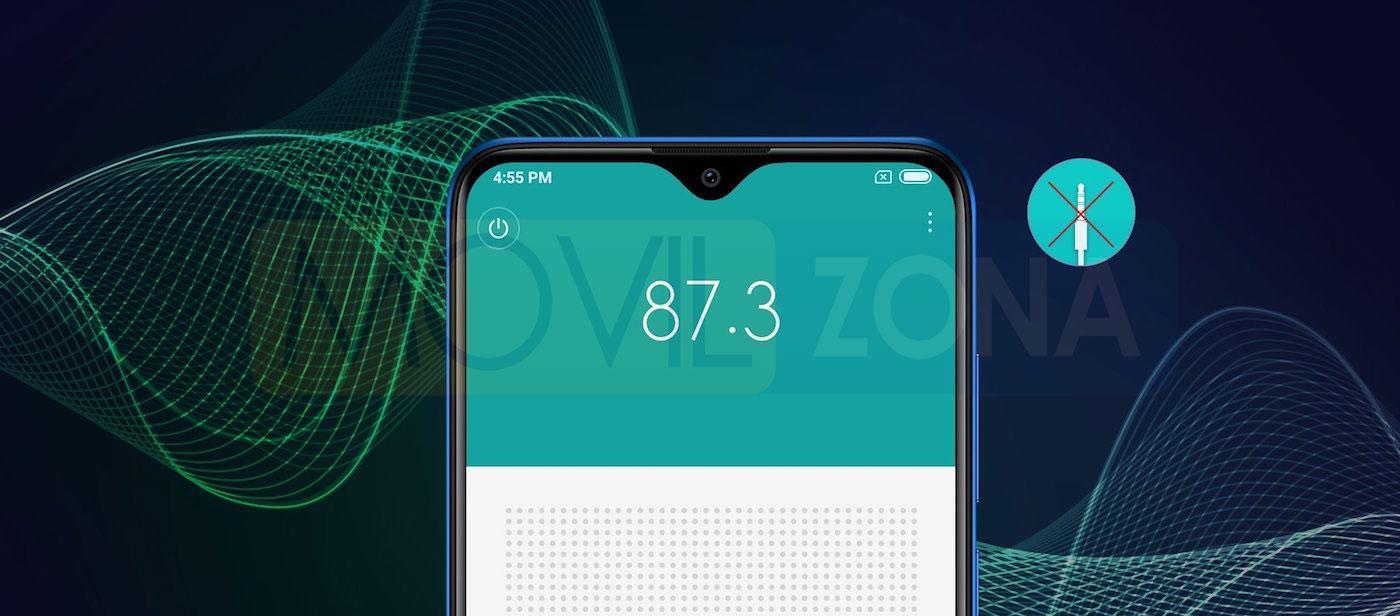Xiaomi Redmi 8A pantalla