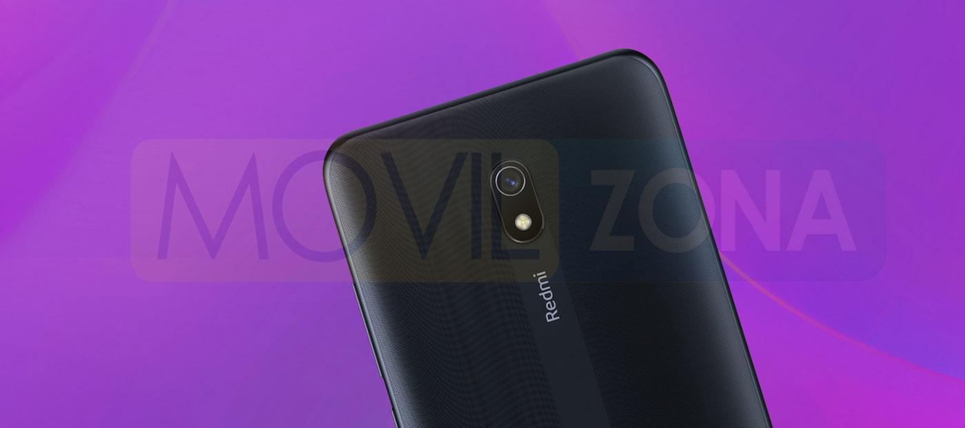 Xiaomi Redmi 8A cámara