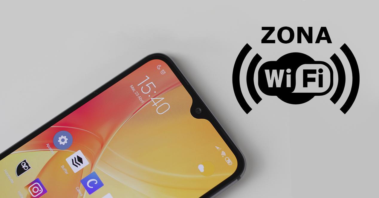 Zona WiFi Xiaomi