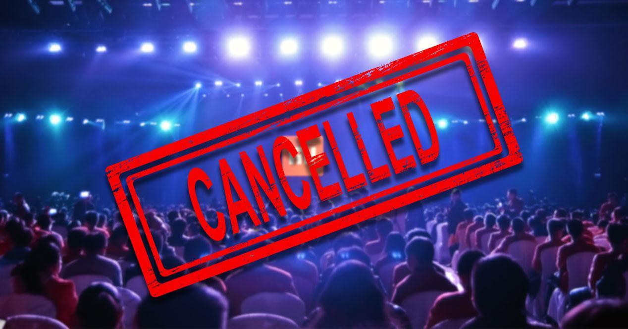 evento xiaomi cancelado
