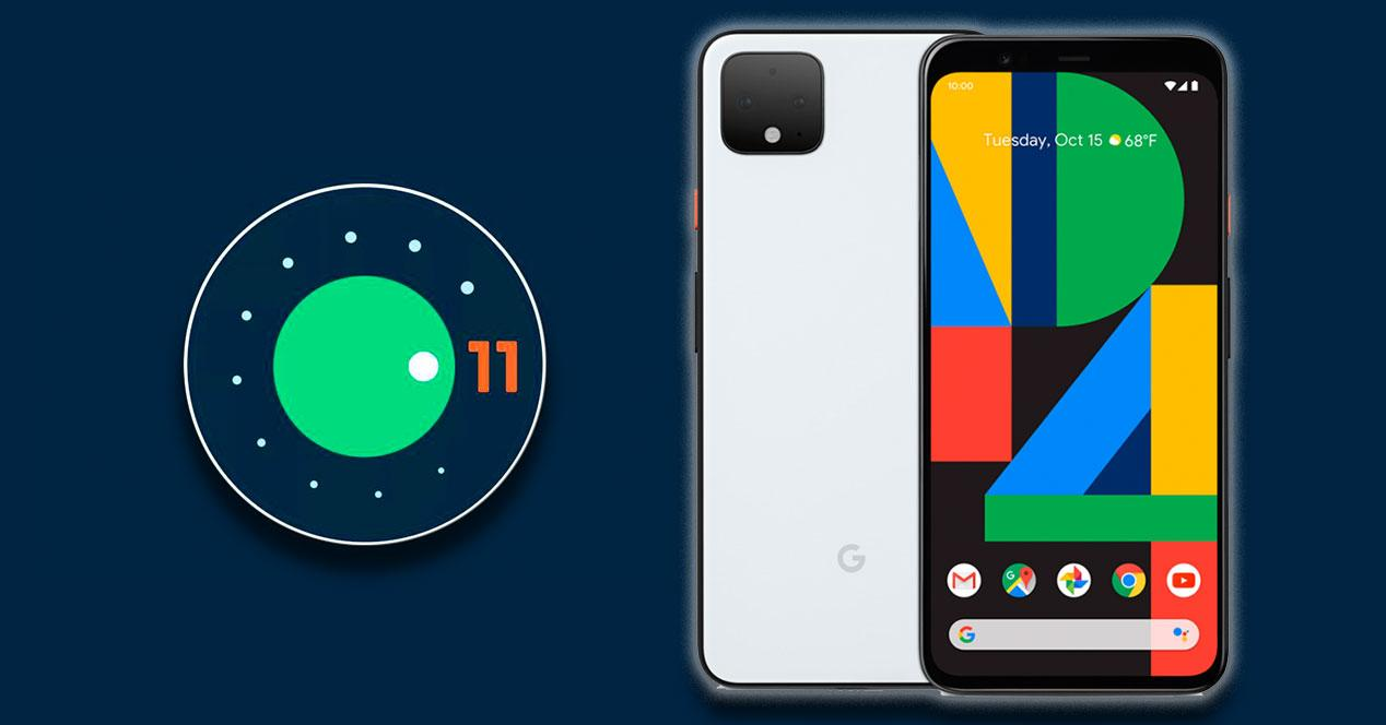google pixel andorid 11
