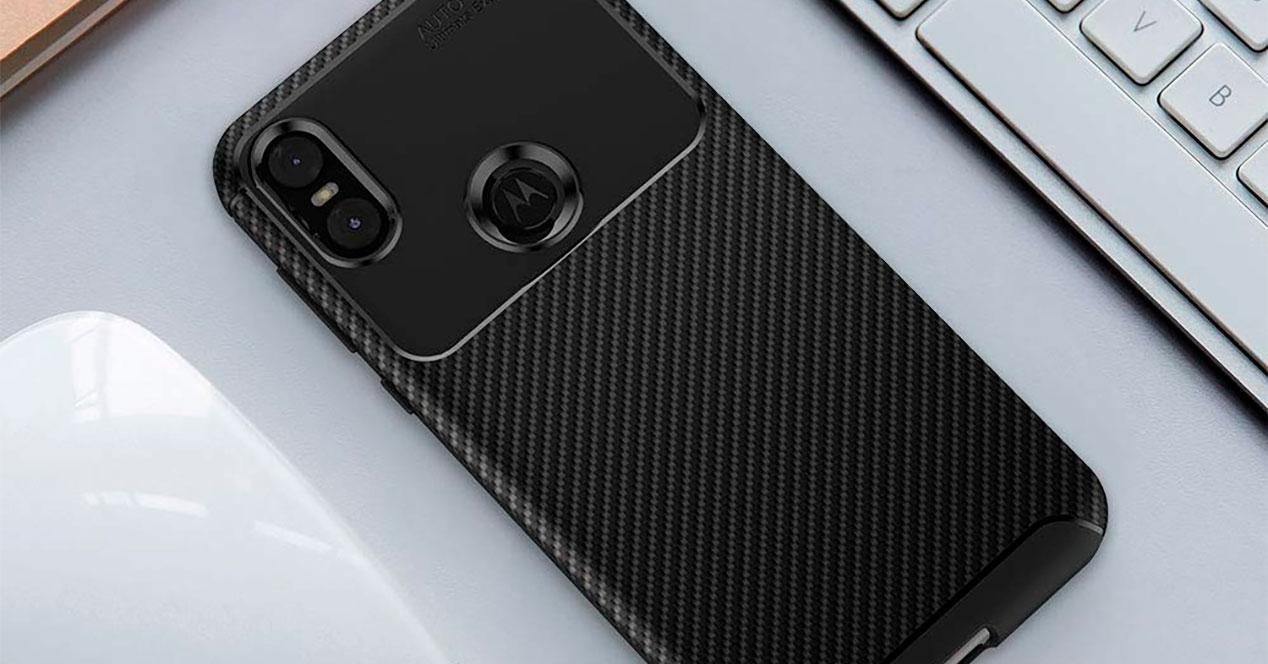 fundas Motorola Moto One