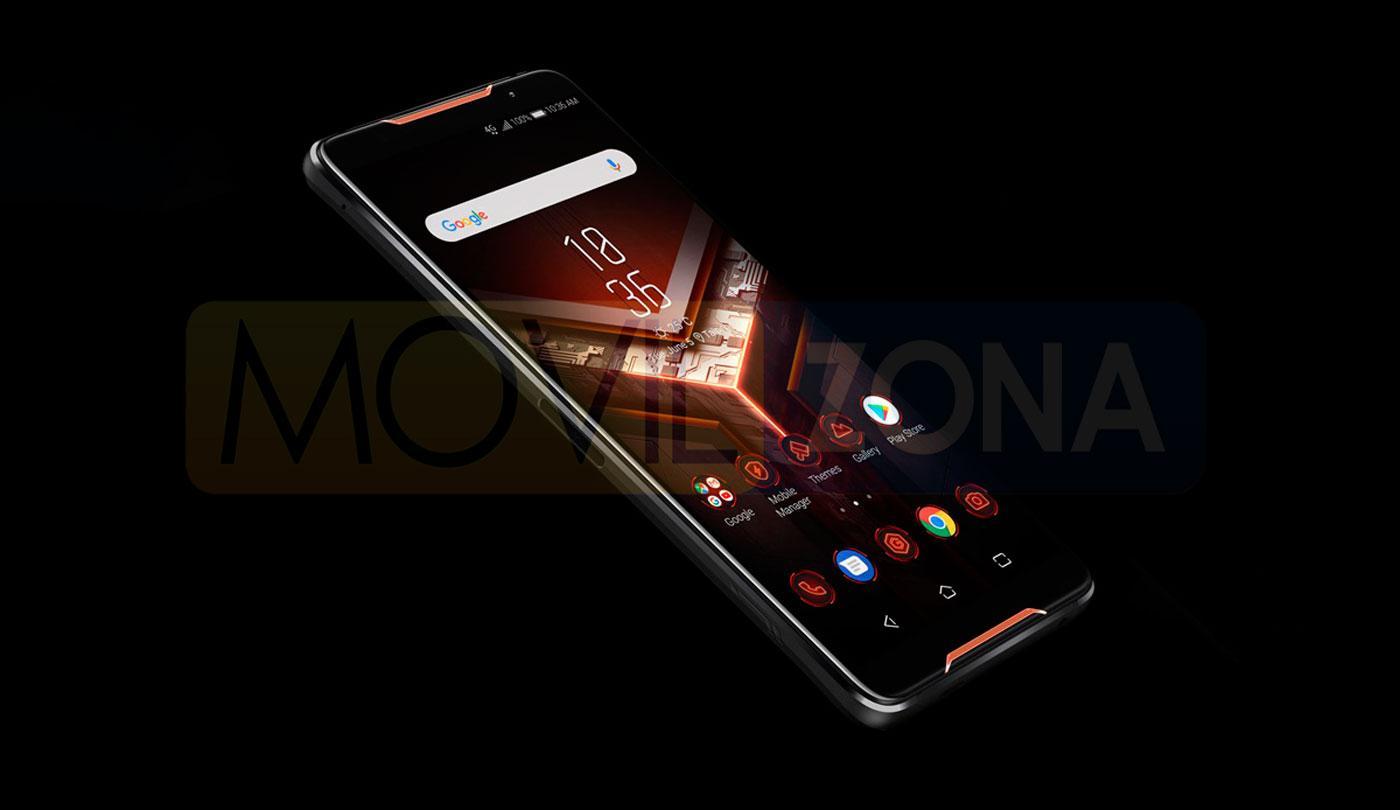 ASUS ROG PHONE II pantalla