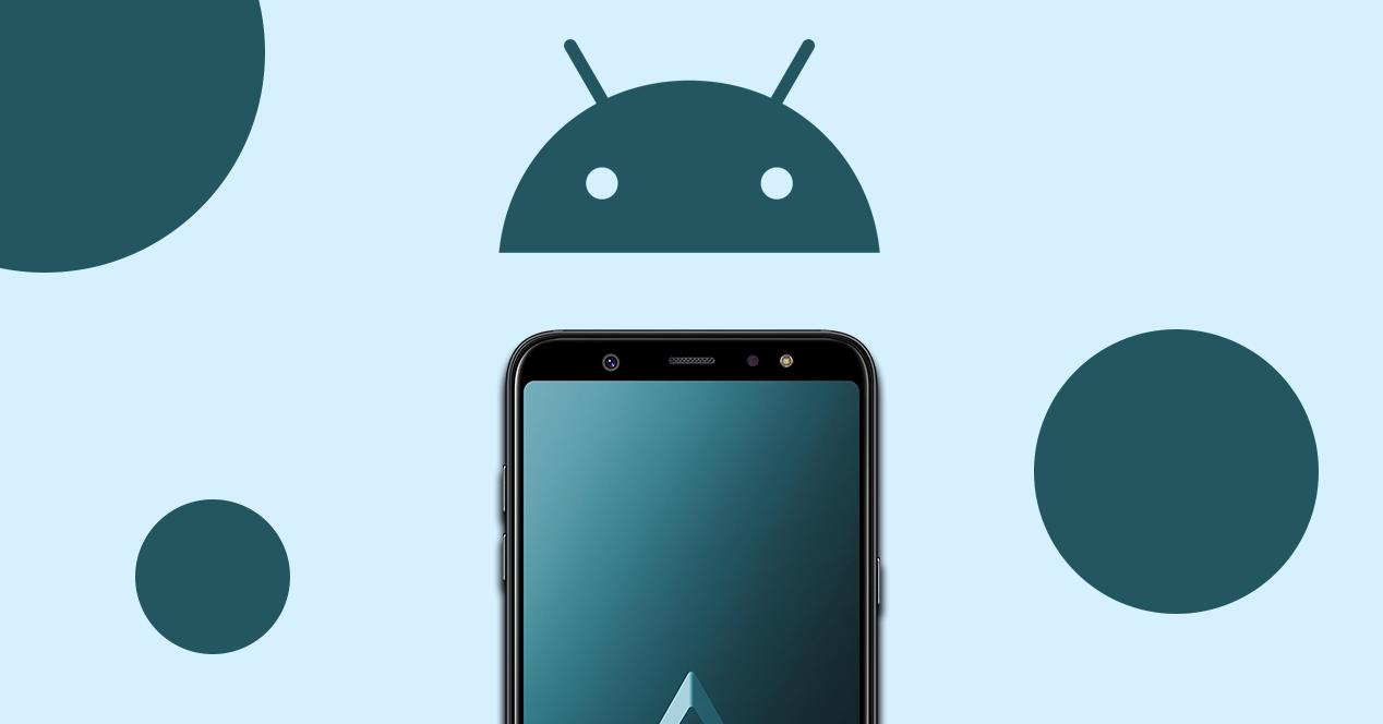 Android 10 móviles Samsung 2018