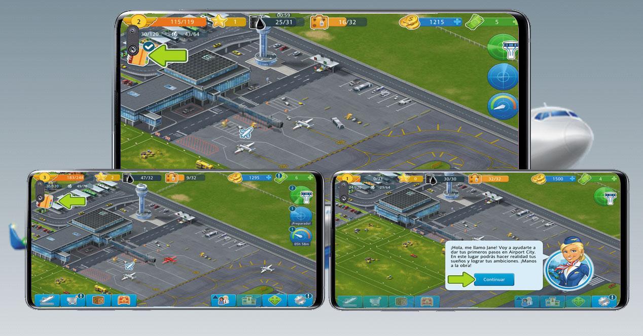 Imagen del juego Airport City