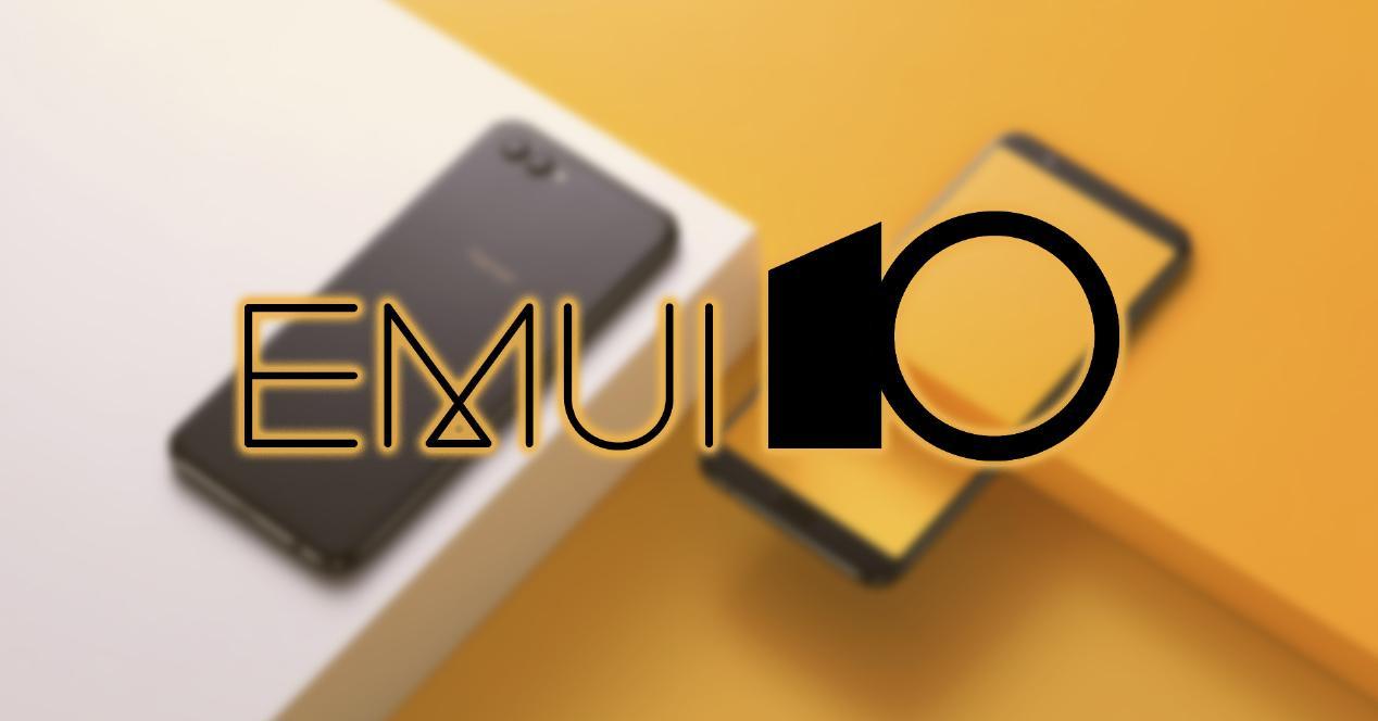 EMUI 10 funciones moviles huawei