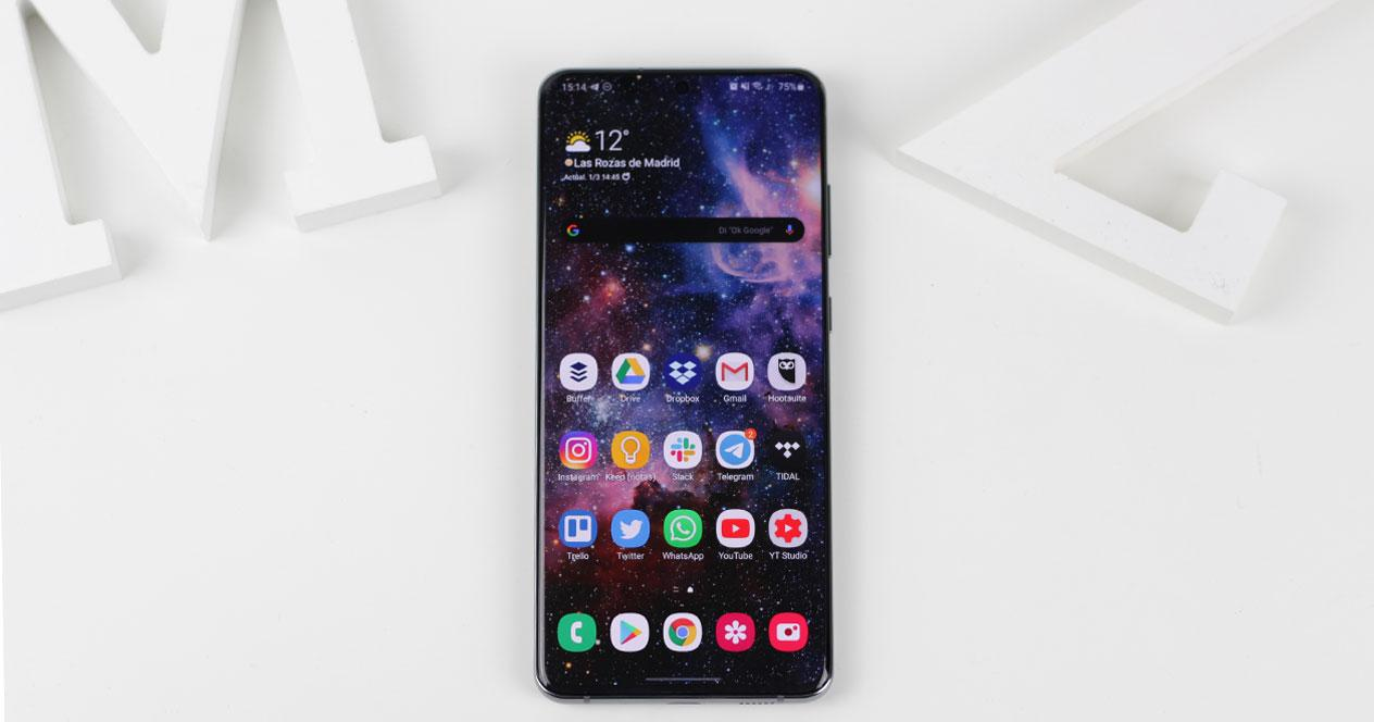 Teléfono Samsung Galaxy S20 Ultra