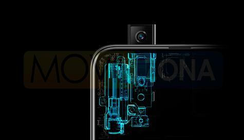 HONOR 9X cámara