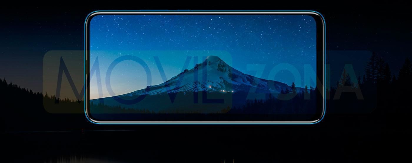 HONOR 9X pantalla