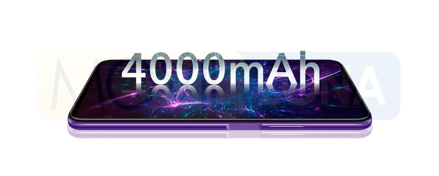HONOR 9X Pro bateria