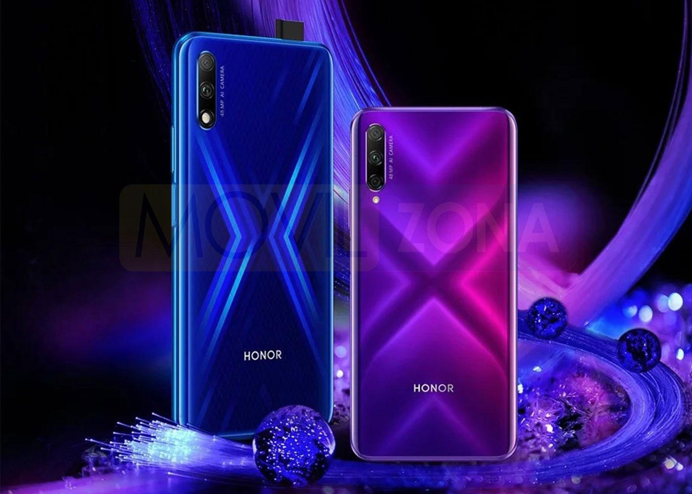 HONOR 9X Pro colores