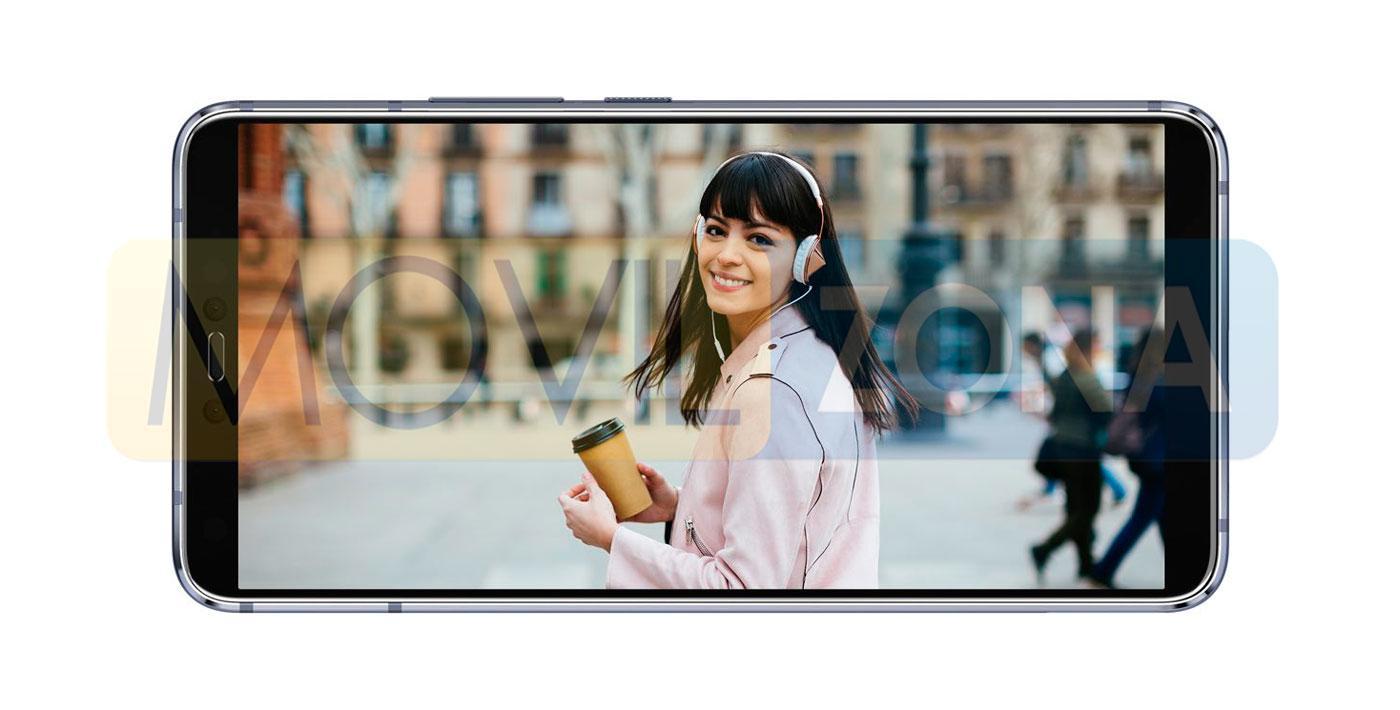 HTC U19e cámara