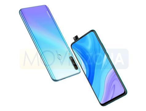 Huawei Enjoy 10 plus diseño