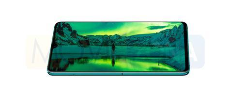 Huawei Mate 20 X 5G pantalla