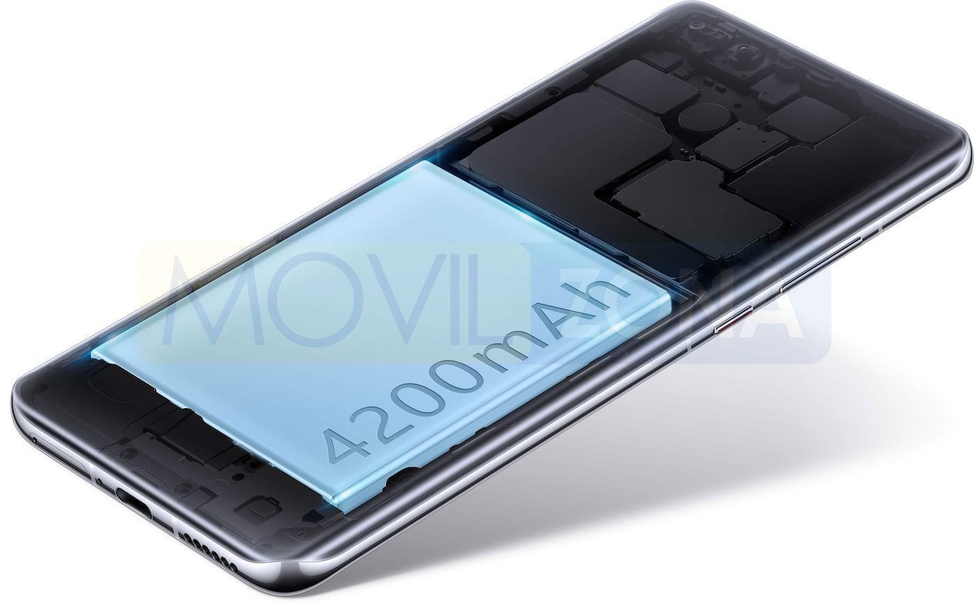 Huawei P40 Pro batería