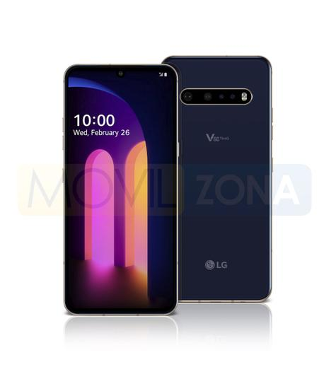 LG V60 ThinQ negro