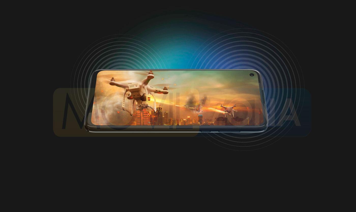 Moto G Stylus pantalla