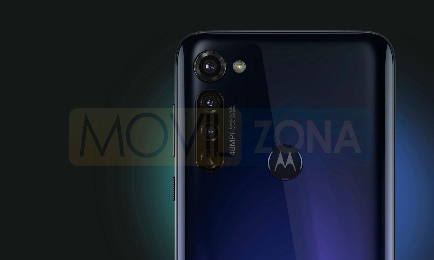 Moto G Stylus cámara