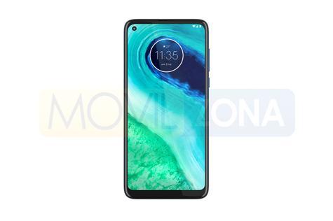 Moto G8 pantalla