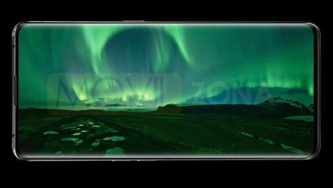 OPPO Find X2 Pro pantalla