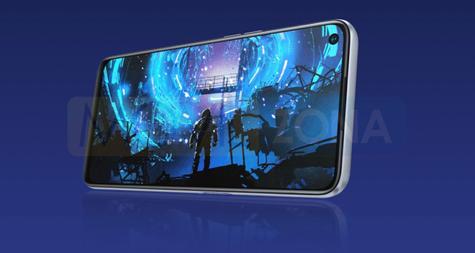 Realme 6 pantalla