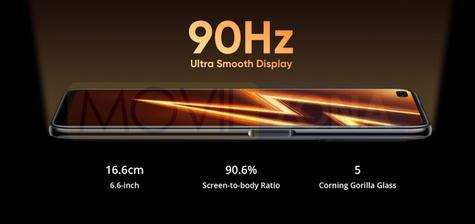 Realme 6 Pro pantalla
