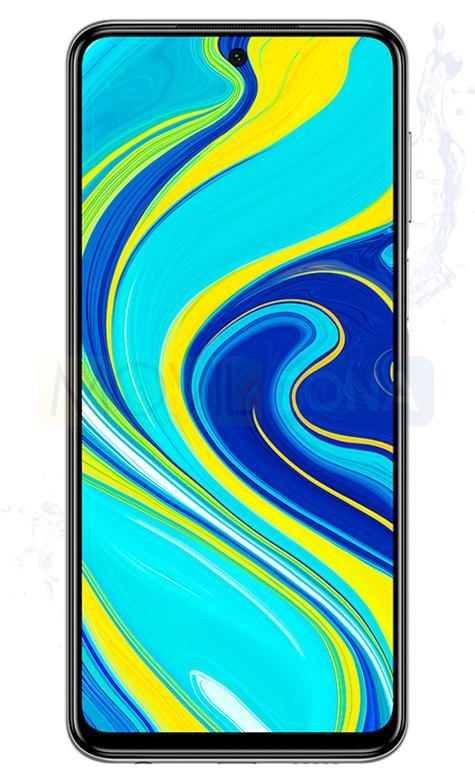 Redmi Note 9 Pro pantalla
