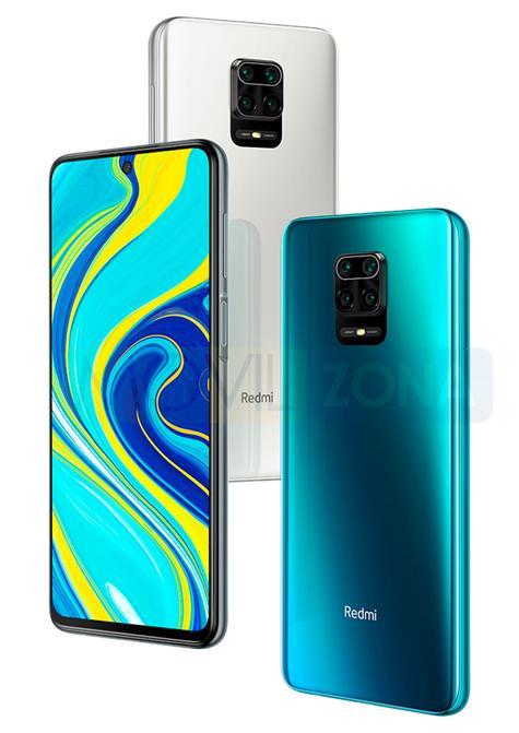 Redmi Note 9 Pro colores