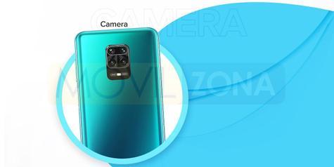 Redmi Note 9 Pro Max cámara