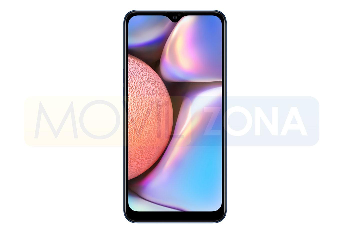 Samsung Galaxy A10s pantalla